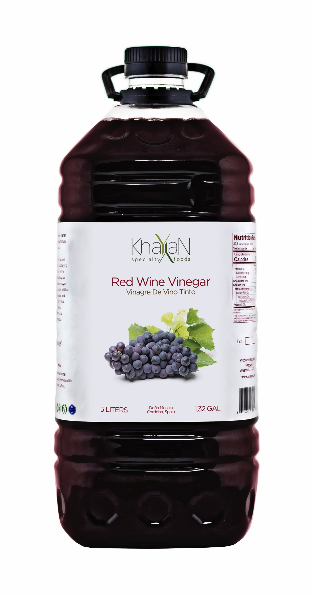 Red Wine Vinegar Institutional Size
